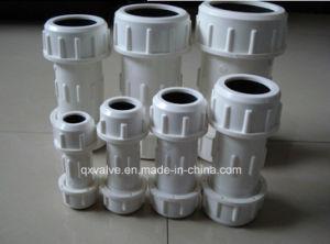 La calidad de materiales nuevos accesorios de tubería de conexión rápida de UPVC