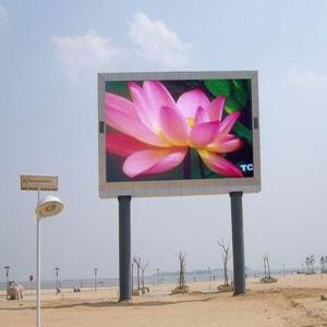 P10 en la pantalla de LED RGB al aire libre