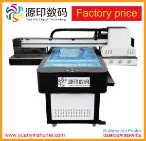 Stampante a base piatta UV della stampatrice di caso del coperchio del telefono mobile di Digitahi