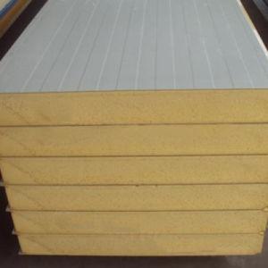 Panneau sandwich de la production de panneaux muraux en polyuréthane