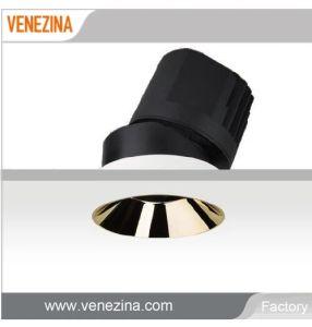 Светодиодный индикатор набегающей Venezina R6297 6W/10W15W/20Вт Светодиодные потолочные лампы набегающей светодиодный индикатор LED светодиодная лампа фонаря направленного света