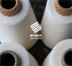 80s 100% силы компактный хлопчатобумажная пряжа для довольно высокое качество товаров Grament ткани текстильный использования