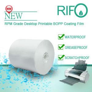 水の基づいたインクのための速い乾燥したデスクトップ機械印刷できるBOPP