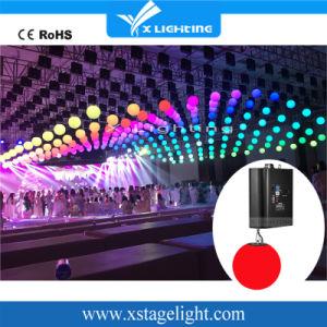 Disco-Kugel-Stadiums-Beleuchtung-Gerät des Weihnachtenled helles RGB