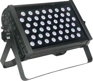 Resistente al agua 48X3W 3in1 RGB LED Bañador de pared para paisaje