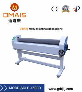 Manual Simples máquina de laminação a frio de grande formato