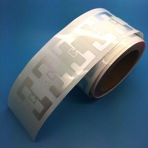 EPC1 Gen2 Impinj Монце R6 пассивный UHF RFID золото