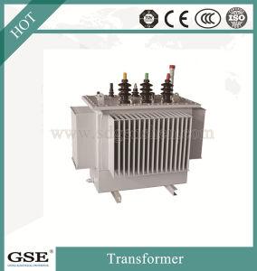 Fase 3 de 500kVA de transformadores de distribución sumergidos en aceite