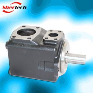 lärmarme einzelne Pumpen der Leitschaufel-20V (vickers, Shertech verwendeten für industrielle Anwendungen)