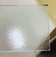 3mm10mm Aangemaakt Voorgesteld Glas met Diverse Patronen