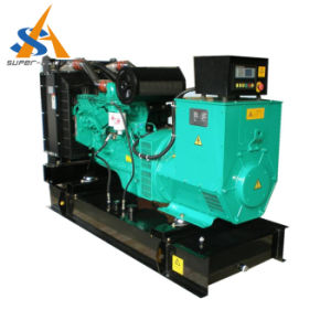 中国製CumminsのGenset