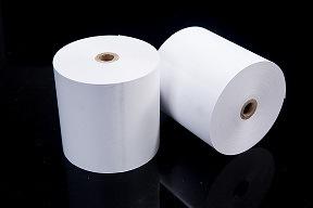 Fábrica enorme de Rolls do papel térmico