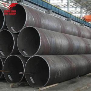 Tubo a spirale per idro potere del Penstock, trasferimento dell'acqua, mucchio del tubo, costruzione
