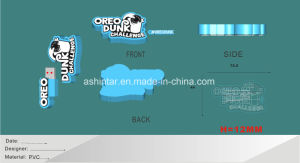 Están ajustadas 2D/3D de caucho de silicona de disco Flash USB Stick USB