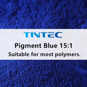 Органический синий пигмент 15: 1 на пластик (подходит для большинства полимеров)