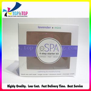 De Producten die van Skincare het Vakje van het Document verpakken