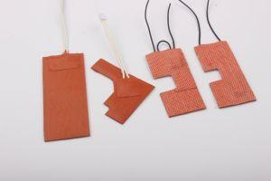 電子工学のためのシリコーンの温湿布