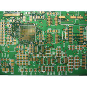 Carte de circuit imprimé multicouche haute densité Prototype PCB Circuit Board Professional Fabricant