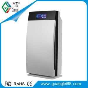Purificador de aire HEPA piso con pantalla táctil LCD de aire acondicionado