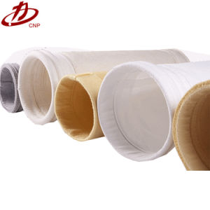 Accumulazione di polvere industriale tutto il fornitore materiale del sacchetto filtro del filtrante