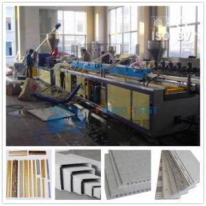 Trunking de la línea de extrusión de perfiles de PVC