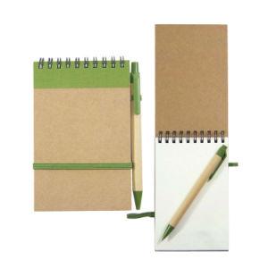 Banheira de venda de Promoção de moda de alta qualidade Escola Promocional Office PU papel craft Notebook Agenda diário
