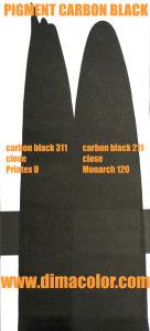 Printex U/V/140V Degussa Negro de pigmento preto especial 4