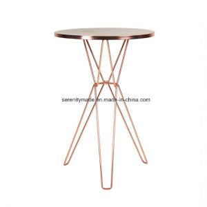 Altezza Tavolini Da Salotto.Tavolino Da Salotto Del Blocco Per Grafici Del Metallo Di Altezza