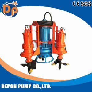Insieme sommergibile idraulico della pompa ad acqua della sabbia dei residui