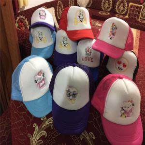 帽子は2 Wilcomデザインソフトウェアおよび競争価格のヘッド刺繍機械をコンピュータ化した