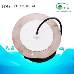 IP68 8W-35W поверхность синего цвета LED подводным плавательным лампа