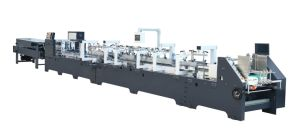 Гофрированное и картонную коробку бумагоделательной машины (GK-800CS)