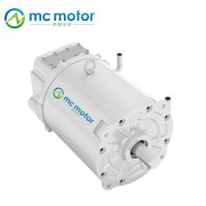 IP67 fiable motor eléctrico DC sin escobillas Controlador integrado
