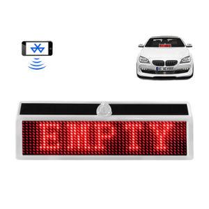 Индикатор Bluetooth® для настольных систем Digital Signage светодиодный дисплей для выставки Meetting рекламы