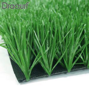 Moquette artificiale dell'erba del tappeto erboso di gioco del calcio certificata CE (G-5001)