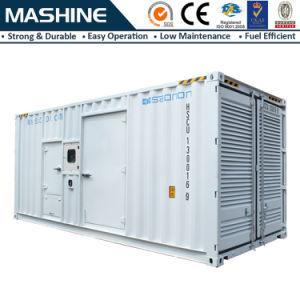 600kVA 800kVA 1000kVA 콘테이너 유형 디젤 엔진 발전기 세트 공급자