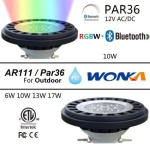 PAR36 LEDの点ライト防水屋外AR111 LED電球