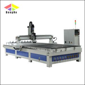 安い小型100W 150W自動Atc CNCのルーター機械