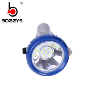 6000lux 1W LED 15hの有料採鉱ランプ(RD400)