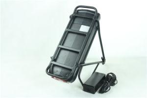 Tipo de bastidor trasero Pedel verde de la batería para bicicleta plegable o Citybike