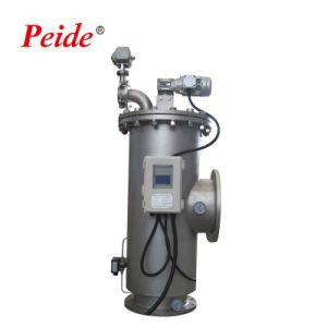 Y Filter van de Borstel van het Hete Water van het Type de Automatische Zelfreinigende