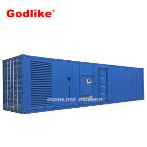 공장 가격 공급 1250kVA/1000kw 디젤 엔진 발전기 (KTA59-G8)
