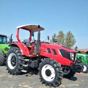 中国の農業の農業機械150HPの強いトラクター