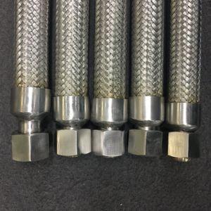 Connettori ondulati del tubo flessibile del metallo flessibile dell'acciaio inossidabile