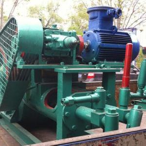 La mine le coulis de ciment de la pompe haute pression
