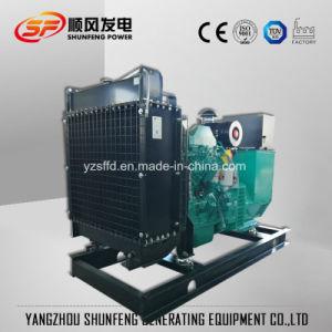 De stille Diesel van de Aanhangwagen 24kw Elektrische Generatie van de Macht met de Motor van Cummins