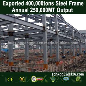 Europäische materielle Metallfertighaus-Gebäude
