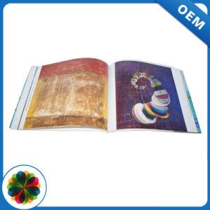Serviços personalizados barato compensar a impressão de livros de arte da empresa China