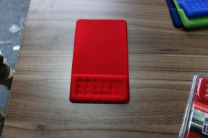 Gel ergonómico Mouse pad de repouso do punho com logotipo impresso