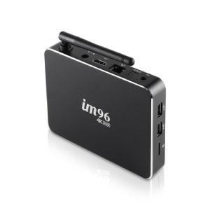 아마존 최신 판매 Rk3229 1g/16g 인조 인간 6.0 지능적인 IPTV 상자 고정되는 최고 상자